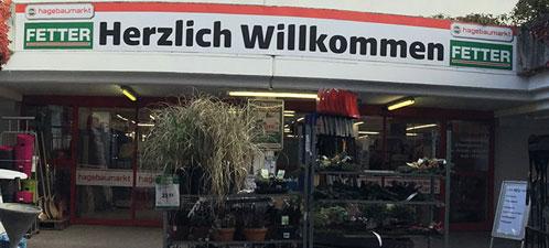 Standort-Ausgabe Fetter Baumarkt Gesellschaft m.b.H. <br><span>(Ndl. Wien hagebaumarkt)</span>