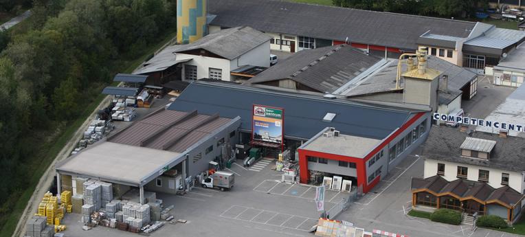 Standort-Ausgabe hagebau Bauzentrum GmbH <br>(Baustoffe)