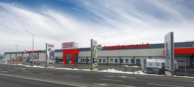 Standort-Ausgabe Lieb Markt GmbH <br>(Ndl. Gralla Baustoffe)