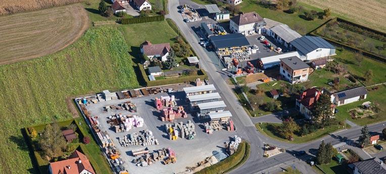Standort-Ausgabe NBS Niederer Bau Service