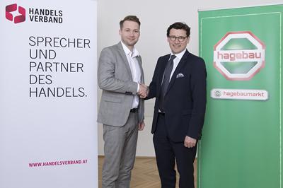 Bild zu hagebau künftig im Handelsverband Österreich