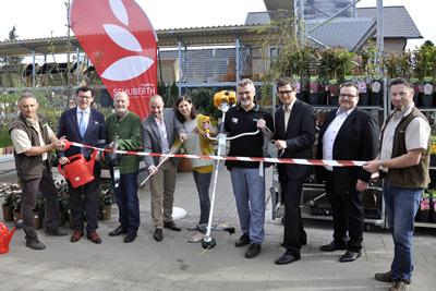 Bild zu Neues Gartencenter im hagebaumarkt Wieselburg
